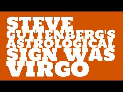 What was Steve Guttenberg's birthday?