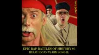 ERB Instrumentals - #5 Kim Jong-il vs Hulk Hogan & Macho Man Randy Savage [HD]