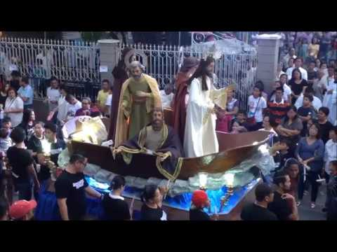 GOOD FRIDAY PROCESSION 2018, PAOMBONG, BULACAN (Part 1)