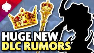NEW DLC RUMOR! The SCEPTER and THRONE! Pokemon Sword and Shield Rumor Breakdown!