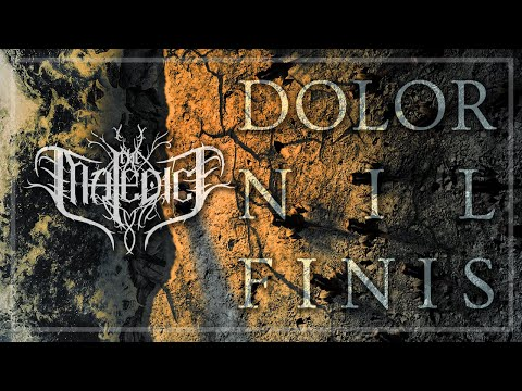 THE MALEDICT - DOLOR NIL FINIS (Official Lyric Video)