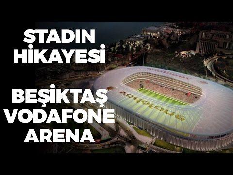 Yeni Stadın Hikayesi - Beşiktaş Vodafone Arena          -Yayın-