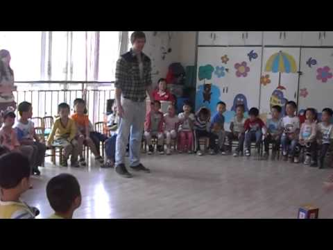 Teaching in a Chinese Kindergarten - Network ESL