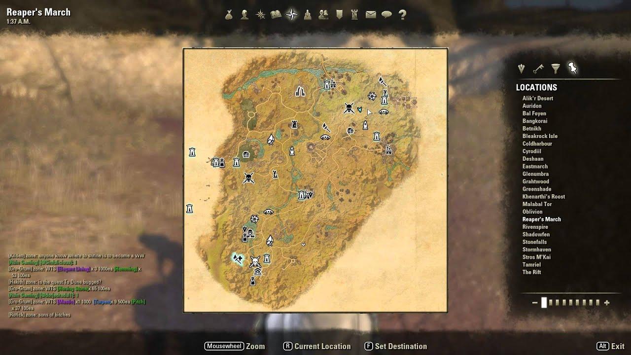 eso treasure maps reapers march vi 6