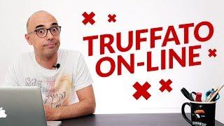TRUFFATO ON-LINE!! Considerazioni, tipi di truffa e 10 consigli per evitare di essere truffati