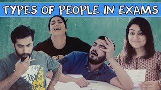 Types of People in Exams | MangoBaaz