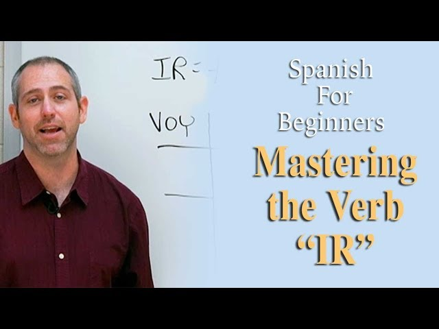Mastering the Verb 'IR' | Spanish For Beginners (Ep. 5)