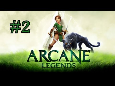 Arcane Legends [Google Chrome Browser] Gameplay Pt 2