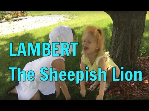 Lambert The Sheepish Lion By Disney Copykids Youtube