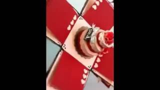 LOVEBOX | SCRAPBOX | MAGICBOX | hộp quà bí mật | kỉ niệm ngày yêu| DIY| handmade