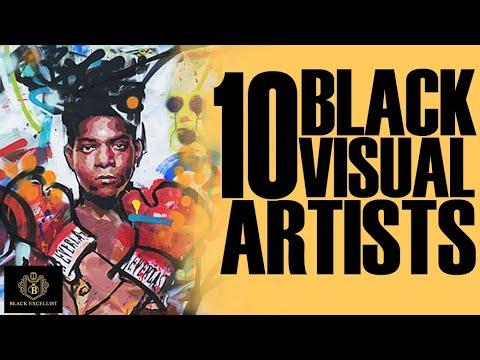 Black Excellist:  10 Trailblazing Black Visual Artists