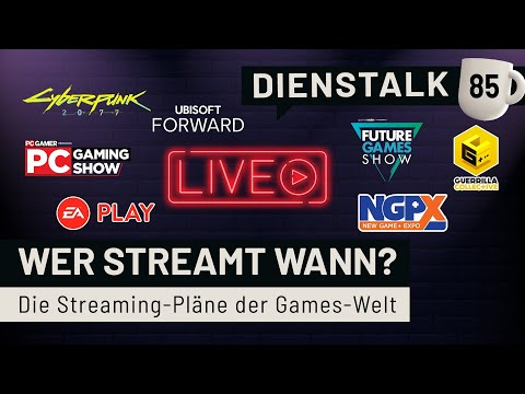 Livestreams Statt E3: Alle Live-Events Der Kommenden Monate Auf Einen Blick   Montalk #85