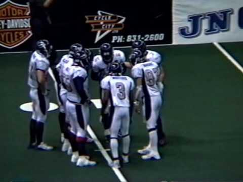 arenafootball2 - Bakersfield Blitz at Hawaiian Islanders - 7/10/2005