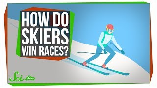 How Do Skiers Win Races?