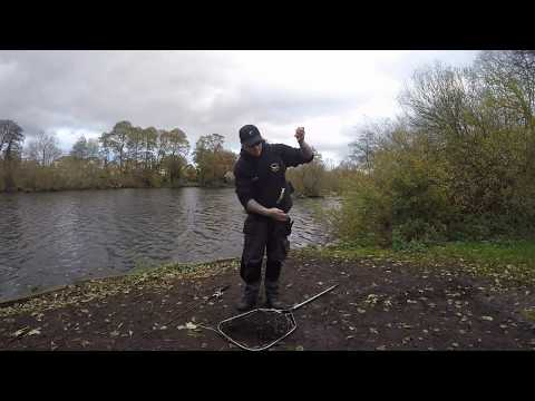 Pike fishing with lures (new venue)