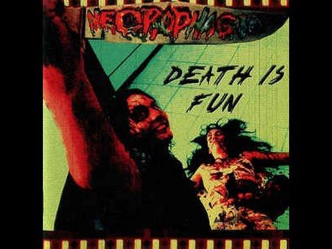 Necrophagia  Death Is Fun