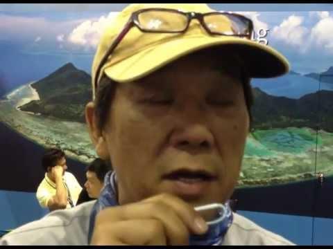 Sabah Tourism on ADEX 2012