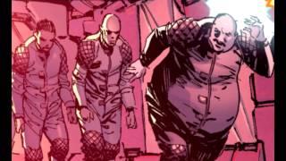 Озвученный видео-комикс Judge Dredd. Harsh Conditions / Судья Дредд. Жесткие условия