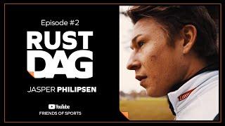 """Rustdag #2 met Jasper Philipsen: """"Je neemt toch veel risico's voor misschien iets stoem"""""""