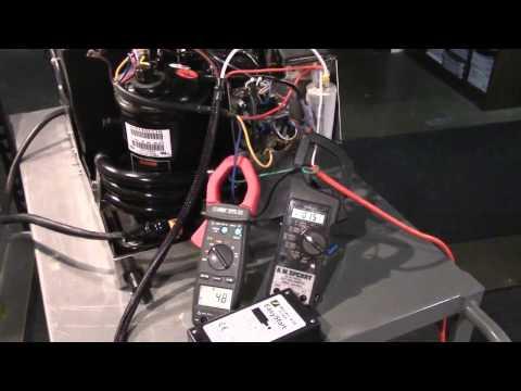 on air conditioner soft starter wiring diagram