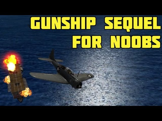 Gunship Sequel for NOOBS 2020 Edition!