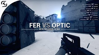 ECS Season 4: Fer vs OpTic