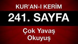 Kur an ı Kerim 242 sayfa