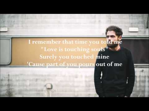 Passenger - A Case Of You  (Feat. The Once &  Stu  Larsen) Lyrics