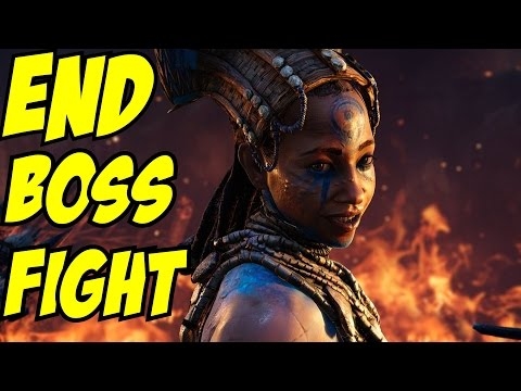 Far Cry Primal Ending Boss Fights After Credits Cutscenes Final Complete Ending Full