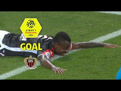 Goal Jean Michael SERI (72') / OGC Nice - SM Caen (4-1) (OGCN-SMC) / 2017-18