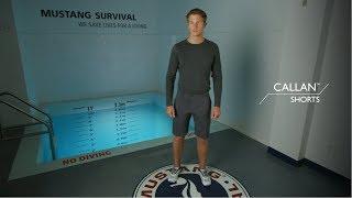 Callan Waterproof Shorts | Mustang Survival