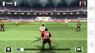 Pes 2012 atualizado 2015 gameplay