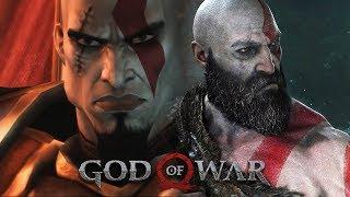 GOD OF WAR: Evolução 2005-2018