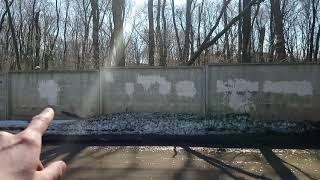 В парке 60 лет Советской власти снова строят