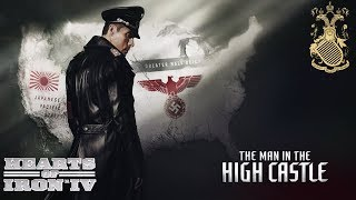 HEARTS OF IRON IV THE MAN IN THE HIGH CASTLE - КРАТКИЙ ОБЗОР НА МОД
