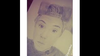 SPEED DRAWING MATTHEW ESPINOSA | Cam