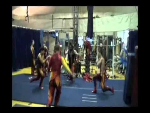 Michael Jackson   Swing, Icarians, Hand Balancing