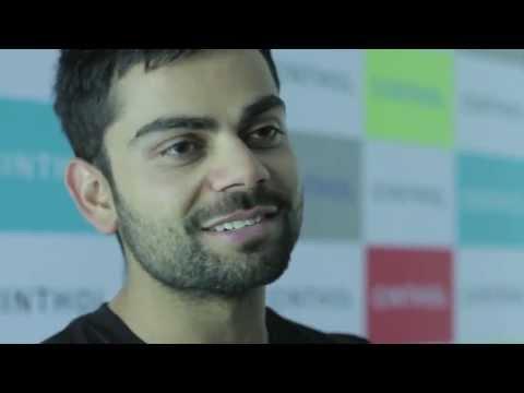 Interview With Virat Kohli After #ChallengeVirat