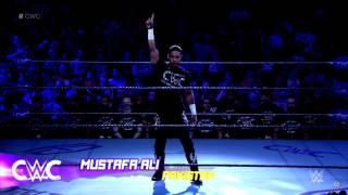 "Mustafa Ali WWE CWC Theme - ""Put Em Up"" (Intro Cut)"