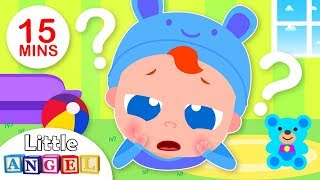 I'm Bored (Feelings Song) | Hot & Cold | Kids Songs & Nursery Rhymes by Little Angel