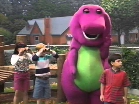 Let 39 S Pretend With Barney Original 1994 Version Part 1 Youtube