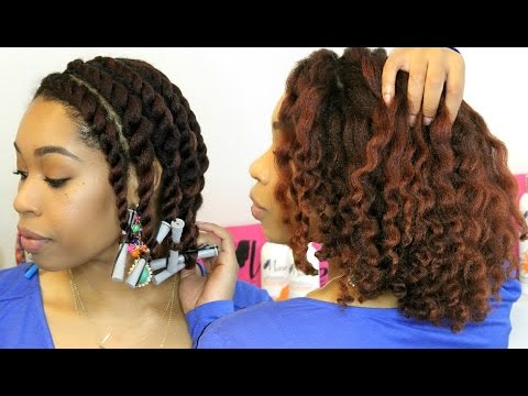 Natural Hair | Voluminous, Soft Curls with The Mane Choice