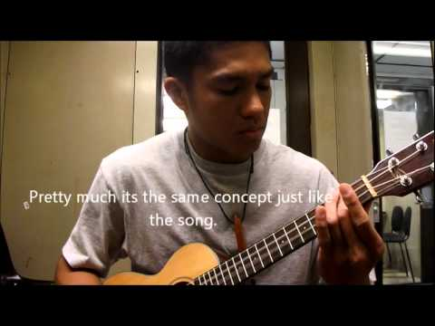 Common Kings Wade In Your Water Ukulele Tutorial By Kainalu Kamai