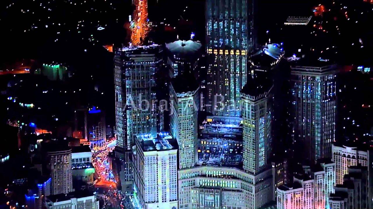 Hajar Tower - Moevenpick Makkah - YouTube
