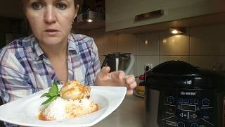 Вкусный обед из курицы Термомикс ТМ5 и Мультиварка