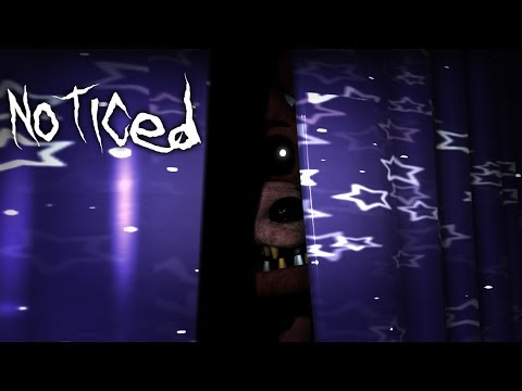 [SFM FNAF] NOTICED - FNaF 1 Song by MandoPony