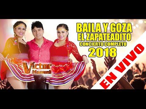 CONCIERTO COMPLETO  VICTOR MANUEL DEL PERÚ  EN EL TINTAY LIMA 2018