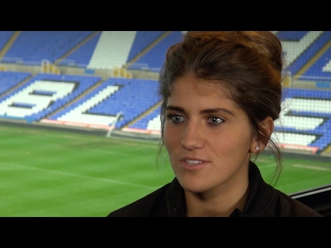 INTERVIEW   Paige Williams Signs For Blues Ladies