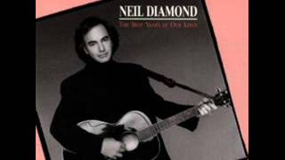 Baby Can I hold you Neil Diamond