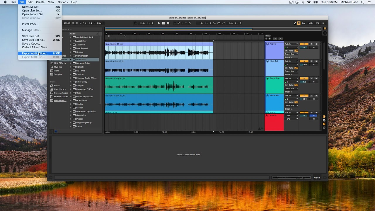 Bouncing Audio 101: How to Export Tracks From Your DAW